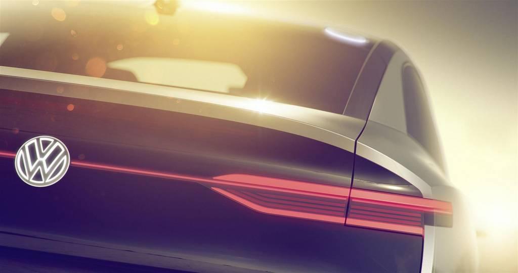 La nuova crossover della famiglia I.D., la concept elettrica Volkswagen