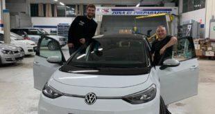 Volkswagen ID.3, come va? Marco ci racconta la sua prima settimana