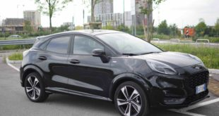 Ford Puma Hybrid: la prova su strada della crossover che piace