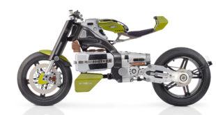Hypertek, la moto elettrica che sembra uscita da Mad Max