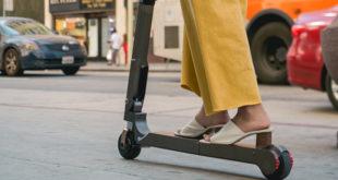 Hyundai E-scooter: il monopattino elettrico smart con 20 km di autonomia