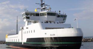 Ellen, il traghetto elettrico più grande al mondo