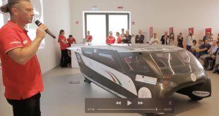 Emilia 4, la storia dell'auto solare emiliana che ha vinto l'American Solar Challenge