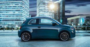 Fiat Nuova 500 Elettrica berlina: il listino della versione meno costosa