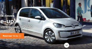 Listino Volkswagen e-up!: prezzi, allestimenti, caratteristiche tecniche e recensione