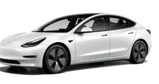 La Tesla Model 3 si rinnova (un po'): tutte le novità