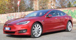 La Tesla Model S adesso costa 4mila euro in meno. Ma urge un restyling