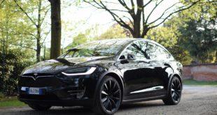 Tesla Model S e Model X: giù il peso e su l'autonomia