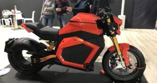 La Verge Motorcycles TS è la moto (elettrica) più interessante di EICMA