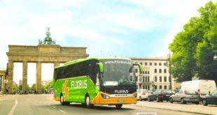 Flixbus lancia i primi autobus ad idrogeno