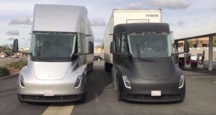 Elon Musk (ri)prova a rivoluzionare il settore dei trasporti: il Tesla Semi avrà 1000 km di autonomia