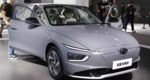 Hyundai Mistra EV presentata ufficialmente