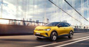 Listino Volkswagen ID.4: prezzi, optional e disponibilità