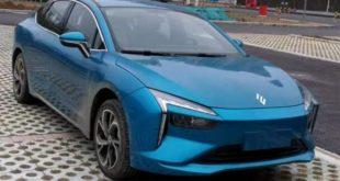 Ezoom Yi, la nuova berlina elettrica cinese della Renault
