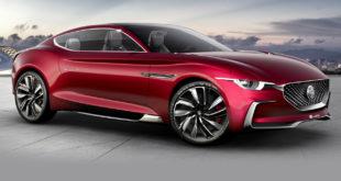 Dalla MG una super coupé elettrica (ed economica)