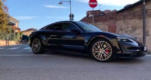 Porsche Taycan 4S, il lusso elettrico secondo Zuffenhausen