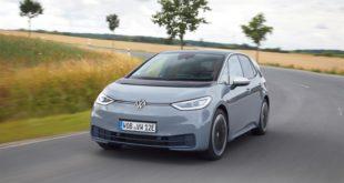 La Volkswagen ID.3 City è la prima auto elettrica veramente economica