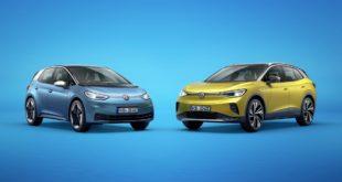 Le Volkswagen ID.3 e ID.4 adesso si aggiornano come uno smartphone