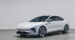 IM L7, l'auto dei due colossi cinesi Saic e Alibaba