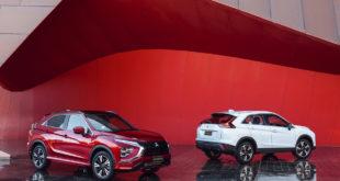 La Mitsubishi Eclipse Cross PHEV arriva in Italia: fino a 55 km in elettrico
