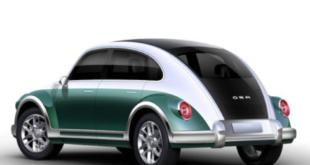 Ora Punk Cat: l'edizione elettrica (cinese) del Maggiolino Volkswagen
