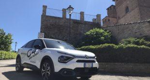 Citroën ë-C4, primo contatto con l'elettrica stilosa