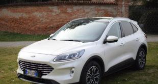 Recensione Ford Kuga 2.0 Ecoblue mild hybrid (MHEV): bene i consumi e la dotazione