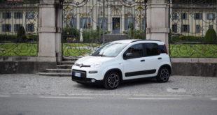 Fiat Nuova Panda hybrid alla prova: economa e più tecnologica