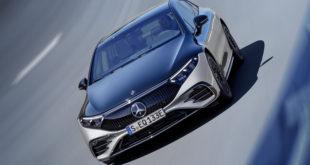 Mercedes EQS, in Italia si parte da 130mila euro, ma con gli optional si sale (molto)